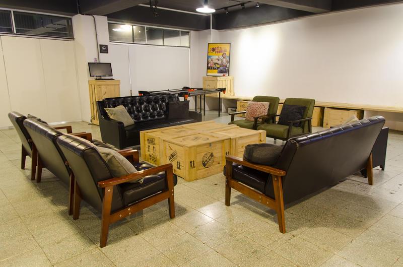 HOSTEL - Ximen Duckstay Hostel