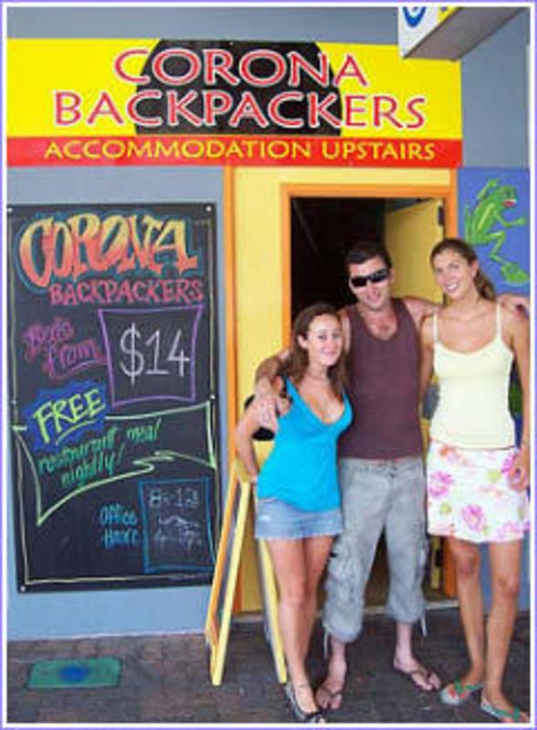 Corona Backpackers