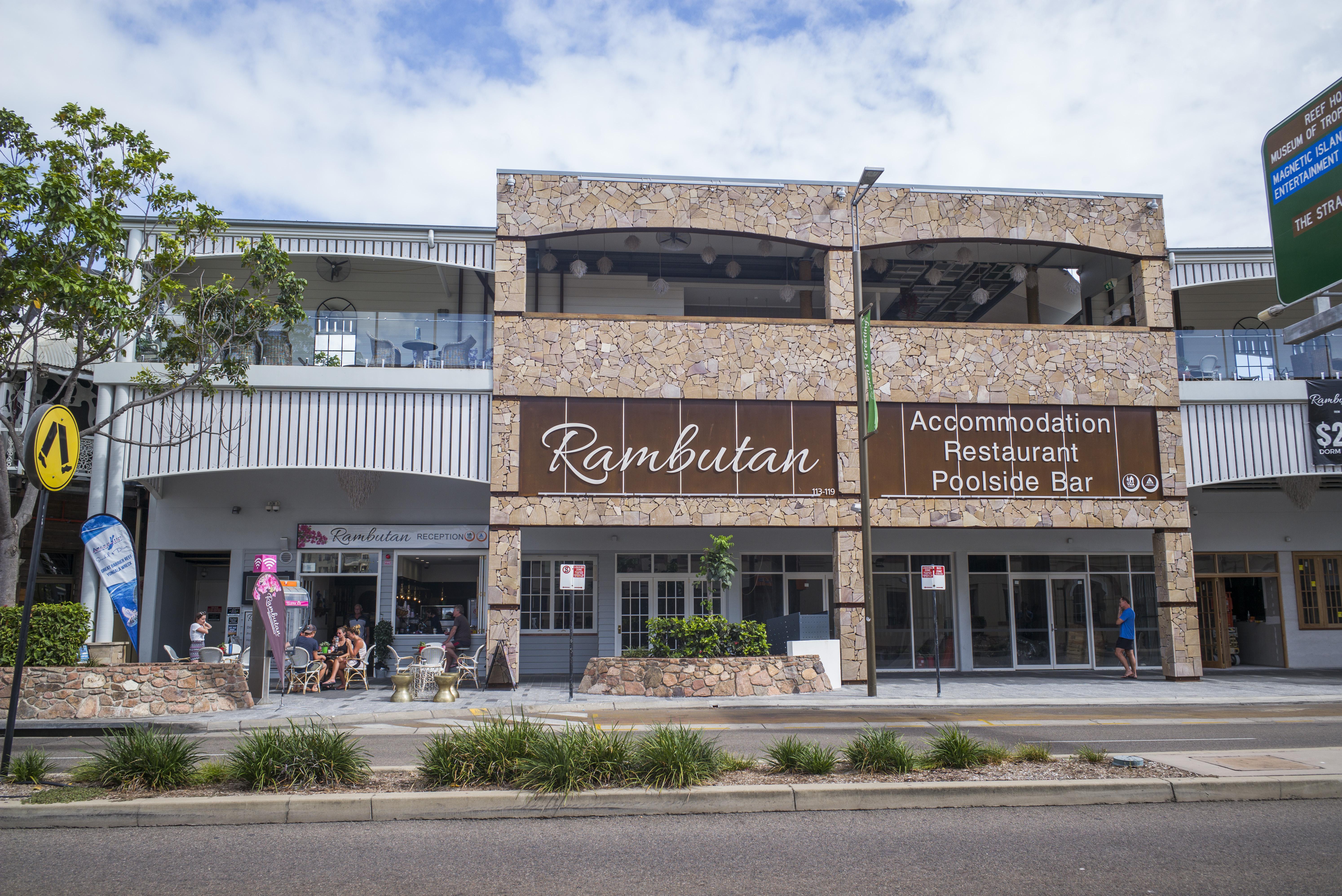 Rambutan Townsville YHA