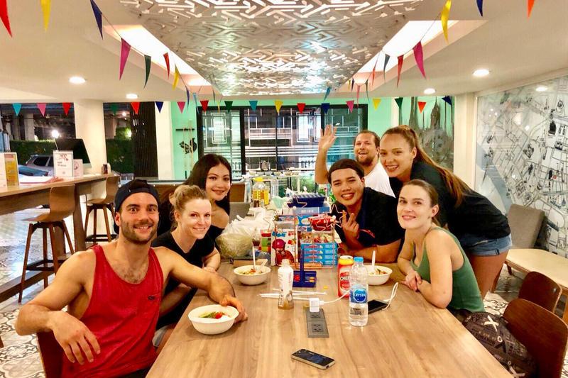 HOSTEL - D Hostel Bangkok