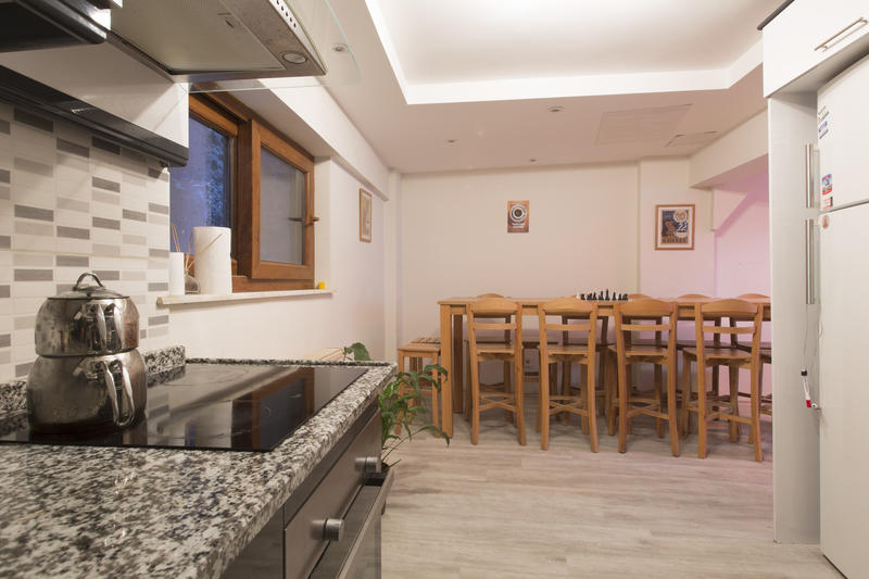 In-House Hostel Izmir