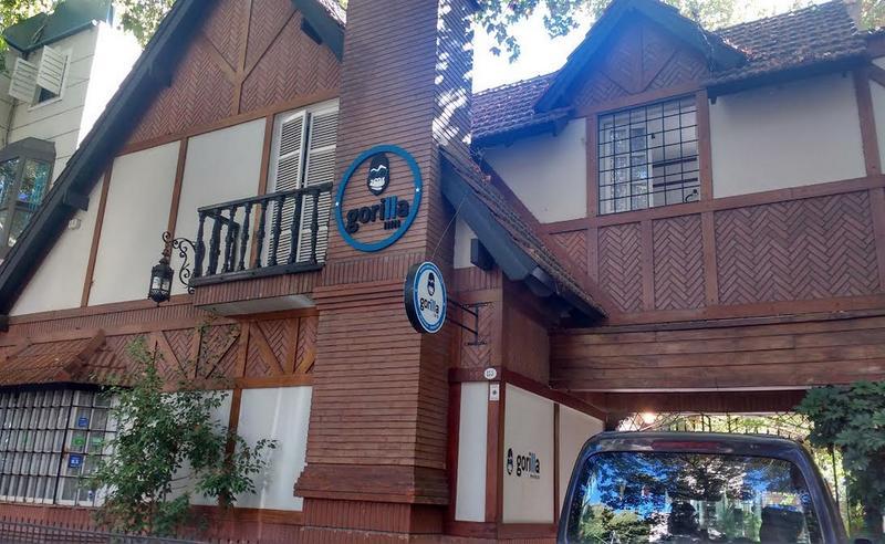 Gorilla Hostel Mendoza
