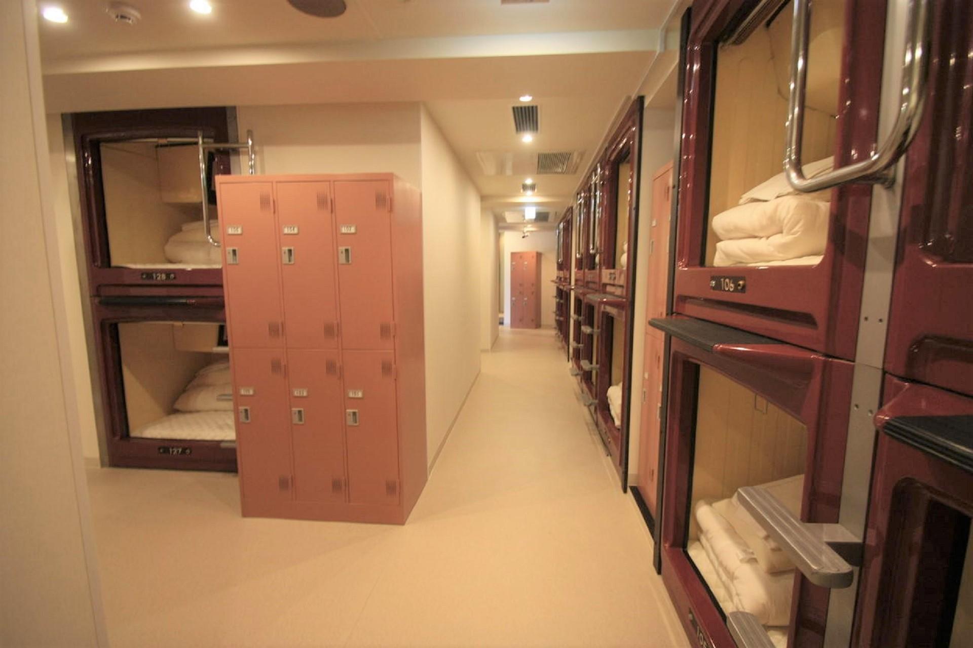 Oakhostel Cabin