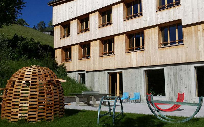 Youthhostel Gstaad Saanenland