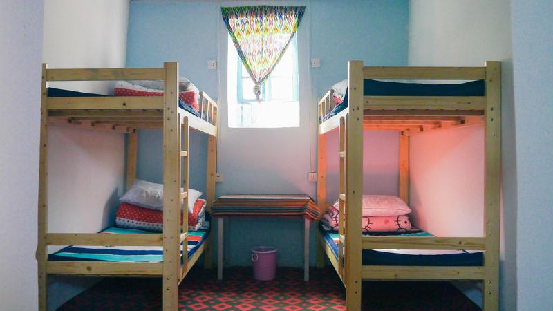 Turpan Dap Hostel