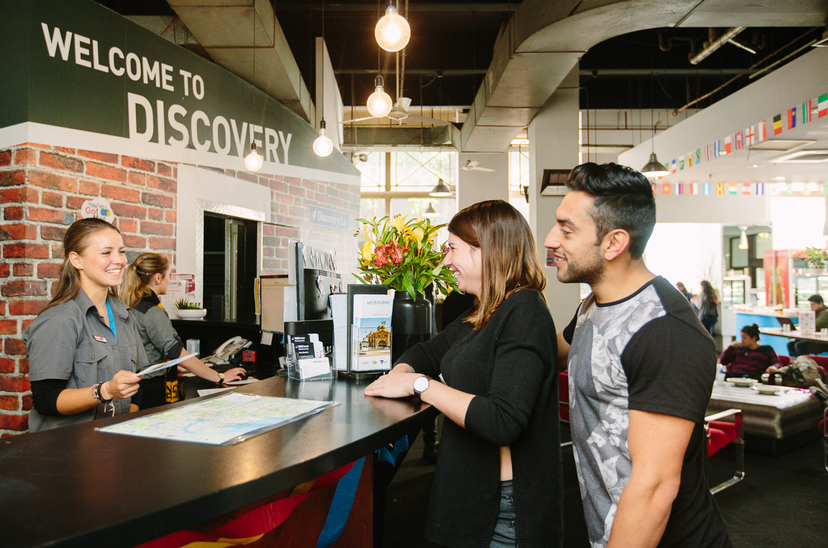 HOSTEL - Discovery Melbourne