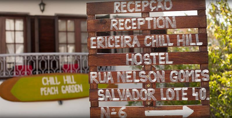 Ericeira Chill Hill & Private Rooms - Peach Garden