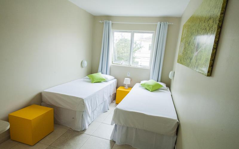 Che Lagarto Suites Curitiba