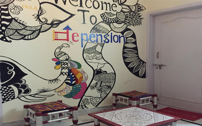 Le Pension Backpackers Hostel