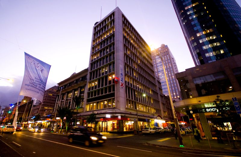 HOSTEL - Base Auckland