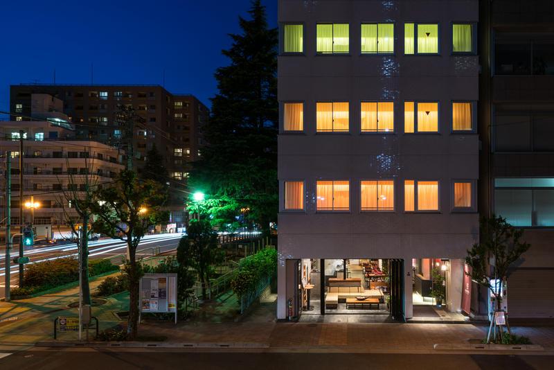 GRIDS TOKYO AKIHABARA HOTEL&HOSTEL
