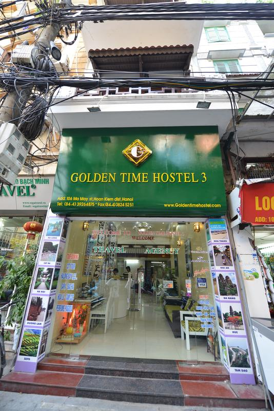 HOSTEL - Golden Time Hostel 3