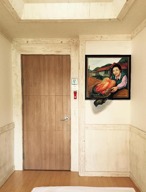 HOSTEL - Trick Art Hostel In Hongdae