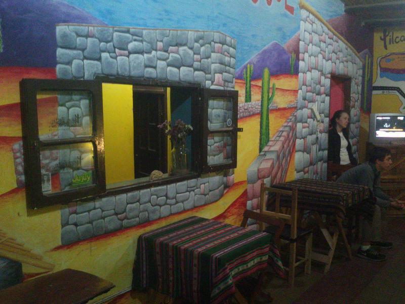 Tilcara Hostel