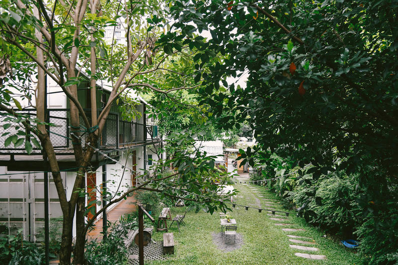 HOSTEL - The Yard Hostel Bangkok
