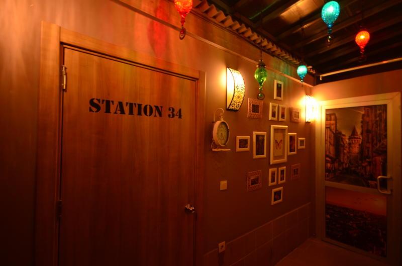 Station Hostel 34