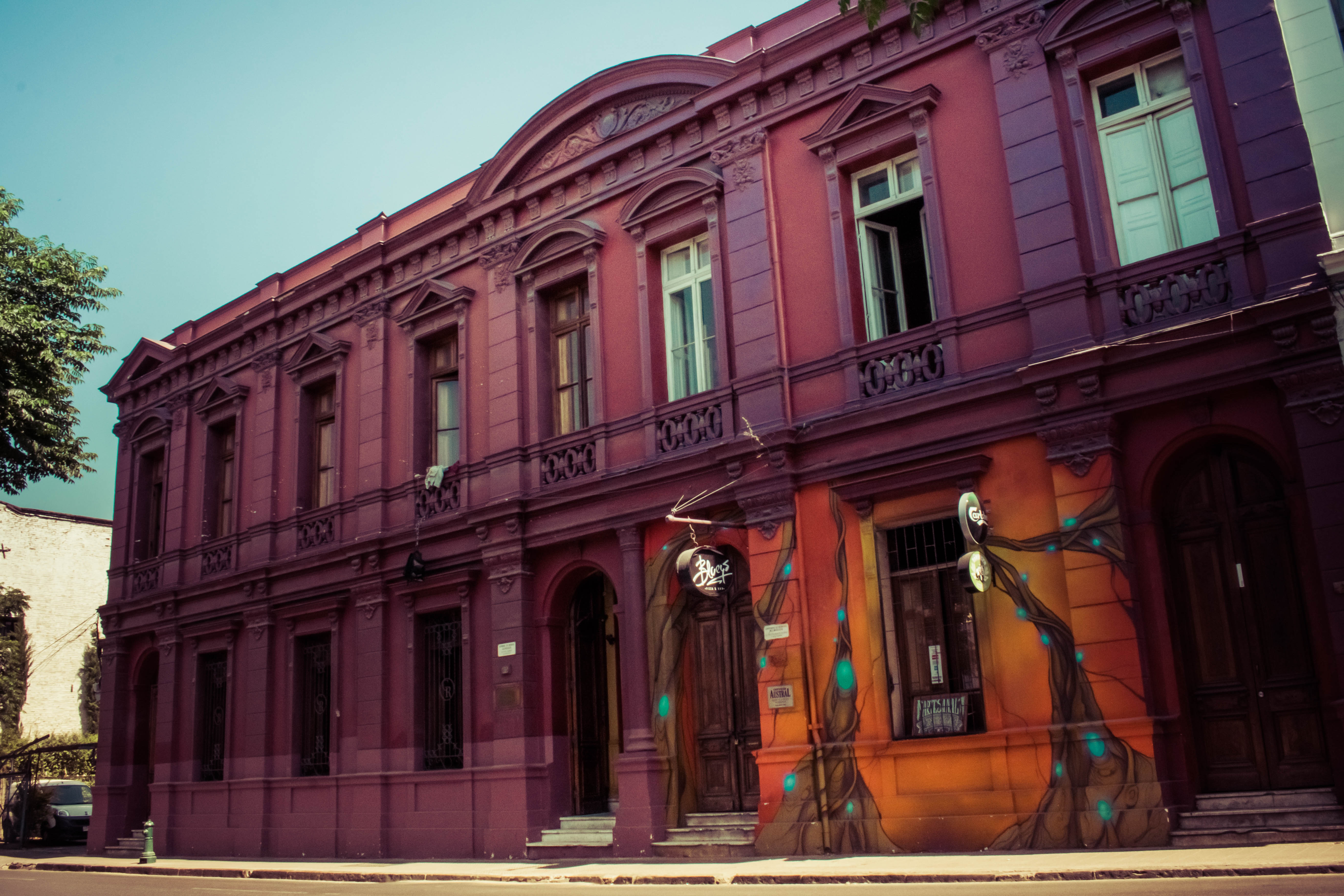 HOSTEL - La Casa Roja