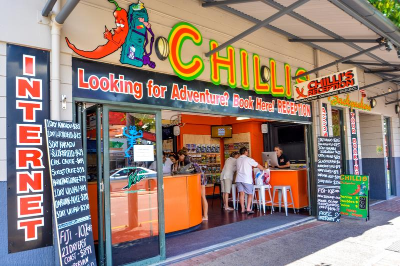 Chilli's Backpackers