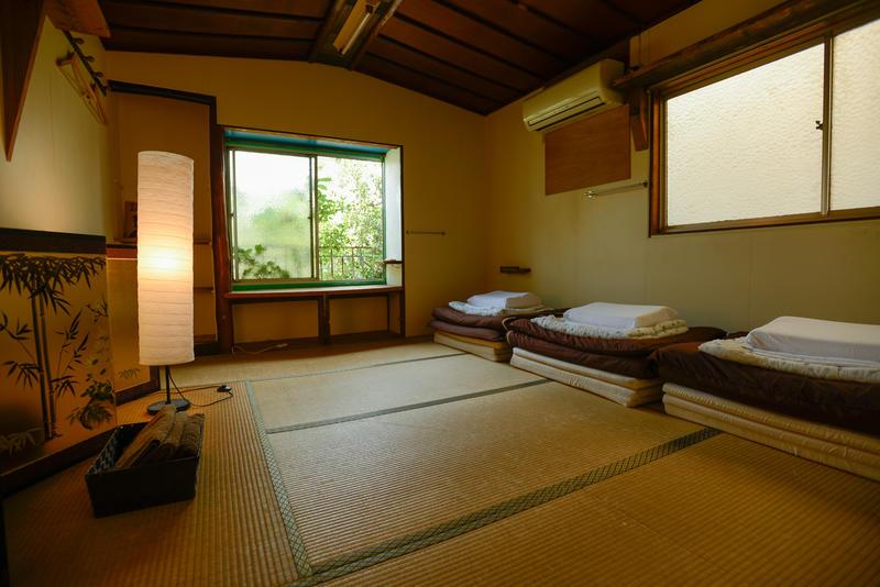 Air Osaka Hostel