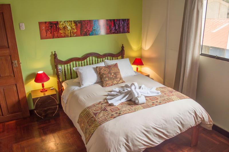 Pirwa Garcilaso Hostel