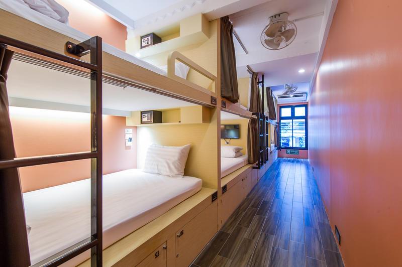 HOSTEL - Matchbox Bangkok Hostel