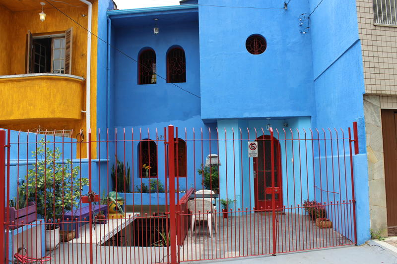 Red Blue Hostel