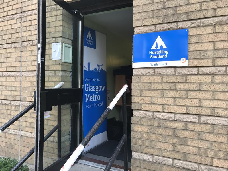 Glasgow Metro Youth Hostel