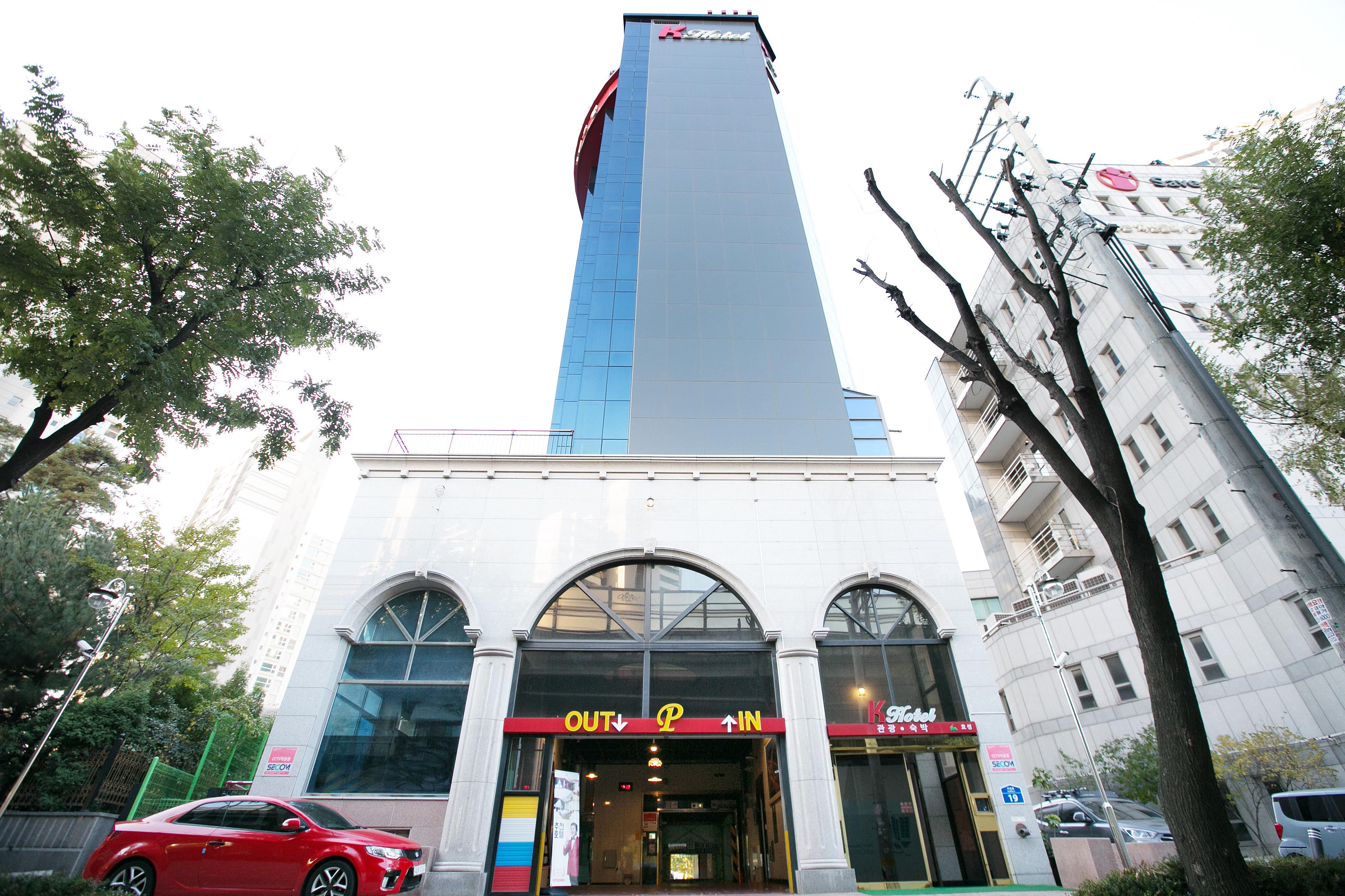 K-Hostel (Hongdae)