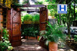 The Garden of Blues Hostal