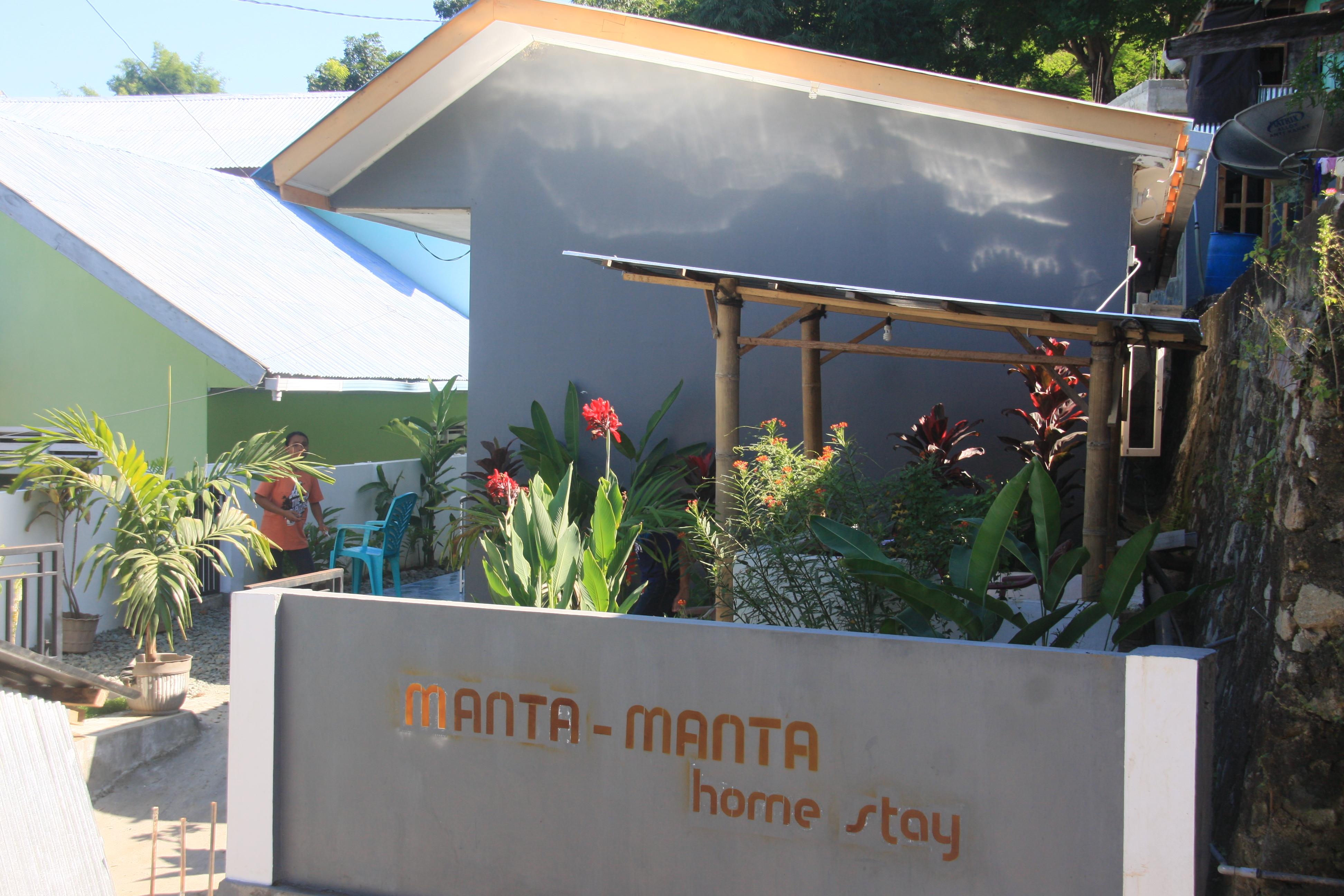 Manta Manta Homestay