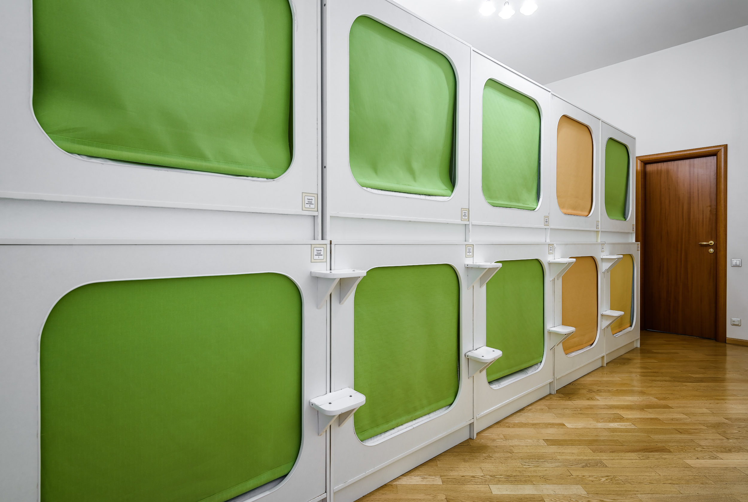 Capsule Hostel Moscow