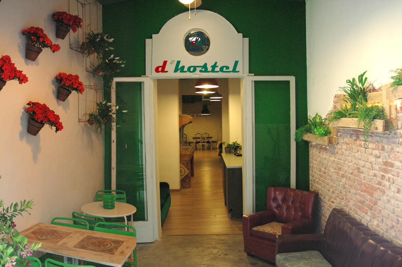 D´hostel Madrid