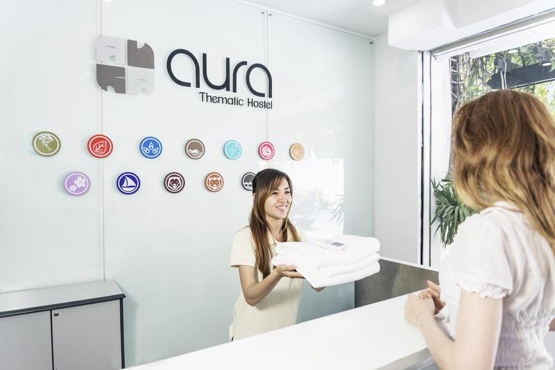Aura Thematic Hostel