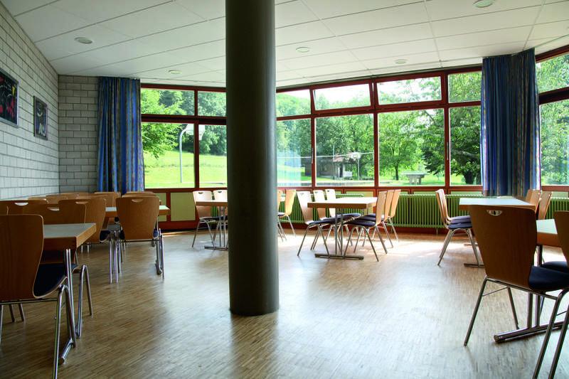 Hellmut-Wassmer-Jugendherberge Loerrach