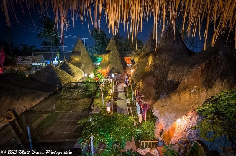 Fantastic Bamboo Hut
