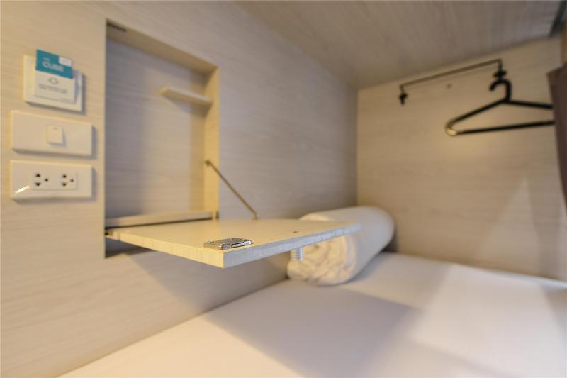 HOSTEL - The Cube Hostel
