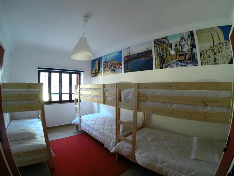 Furadouro Terrace Hostel