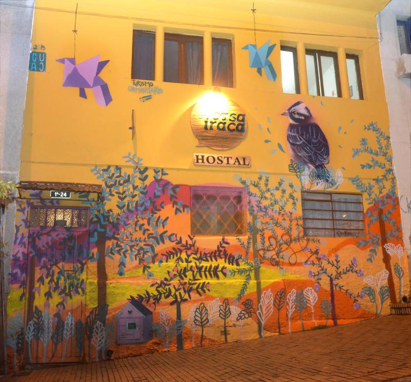 Hostal Casa Iraca