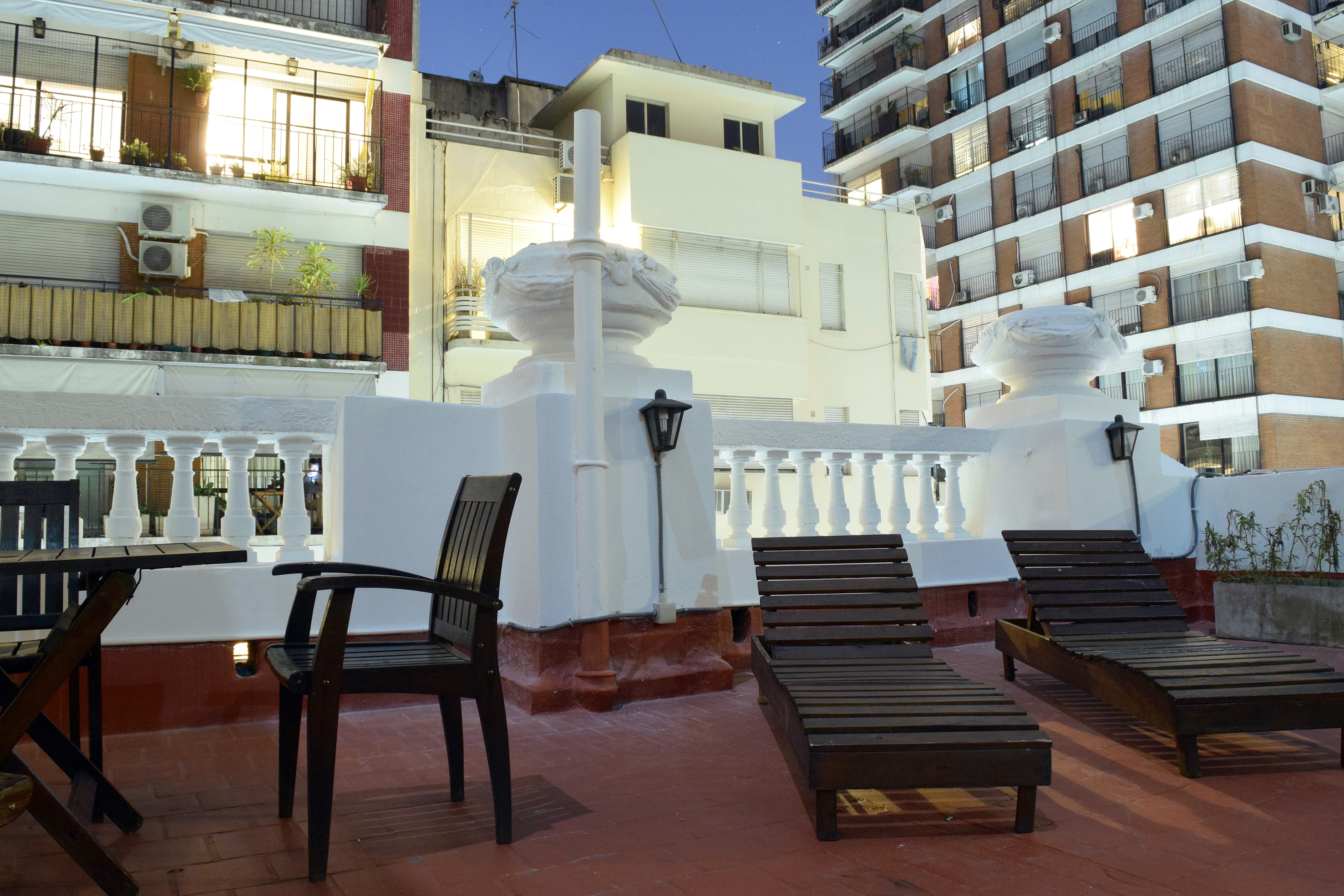 Voyage Recoleta Hostel