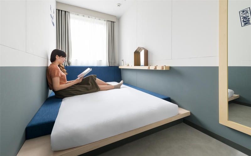 Hotel&Hostel On the Marks Tokyo Kawasaki