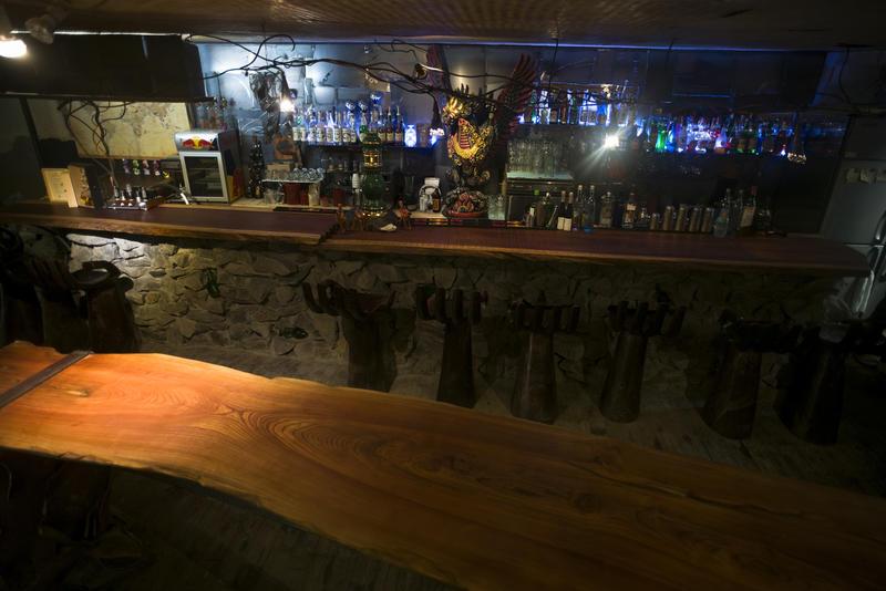 Worldtreck Diner & Guesthouse-Pise