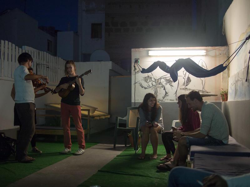 Lua Lua Hostel Las Palmas
