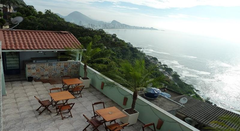HOSTEL - Varandas do Vidigal Hostel & Lounge