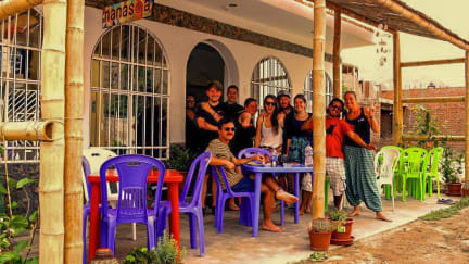 Foto's van Nanasqa Hostel