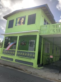 Bilder av Vieques Good Vibe Green House