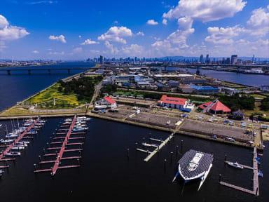 Zdjęcia nagrodzone Osaka Hokko Marina Resort