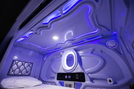 Photos of Galaxy Pod Hostel