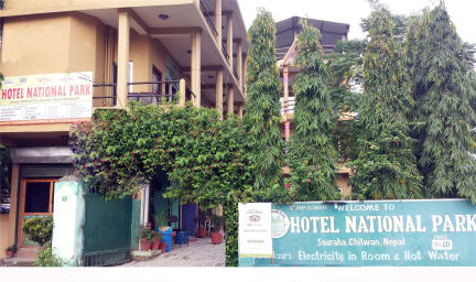 Foton av Hotel National Park