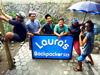 Laura's Backpacker 523の写真