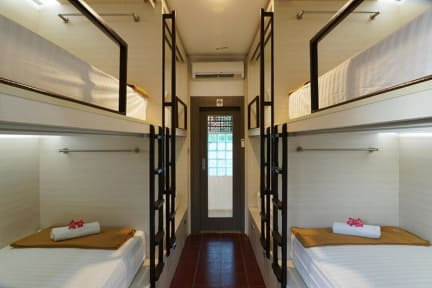 Amazing Cabin Hostel照片
